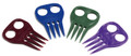 *Braid Assist Comb - Assorted Colors