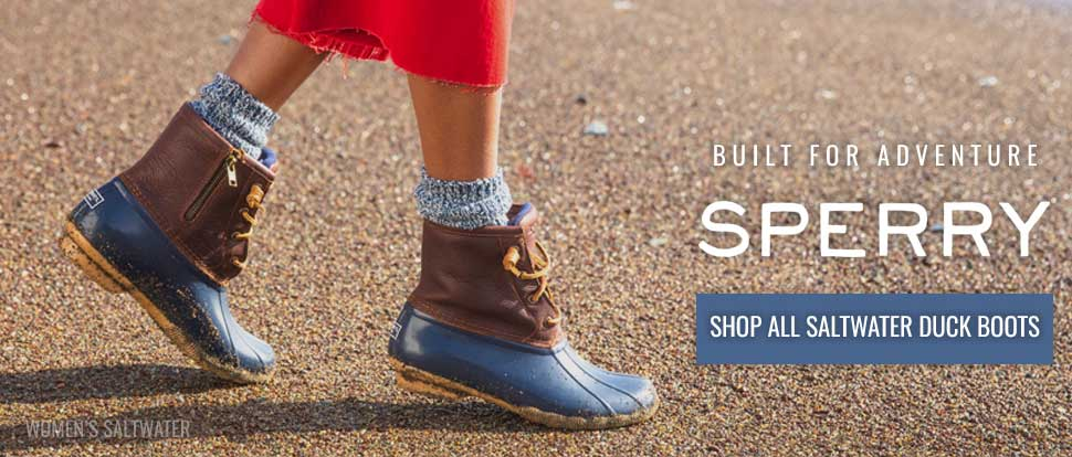 Sperry - Built for Adventure. Shop all Sperry boots.