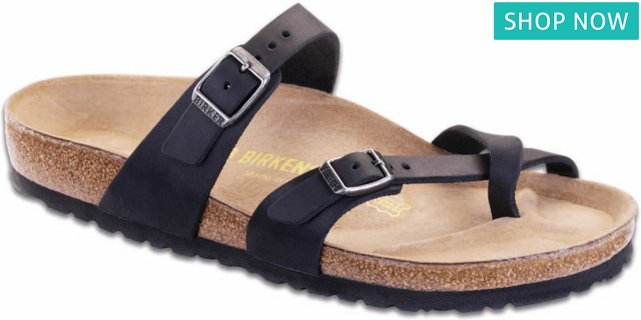 fdeb48d261f9 Birkenstock Women s Mayari in Black Oiled Leather Birkenstock Women s  Mayari in Stone Birkibuc