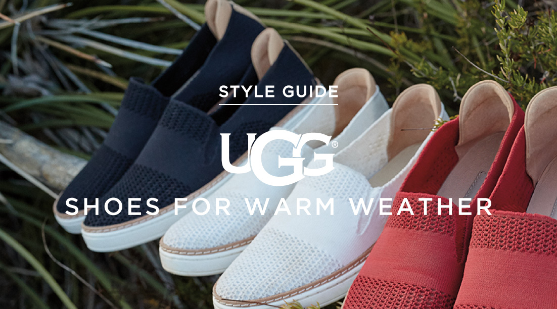a47fb0819a37 Style Guide  UGG Shoes for Warm Weather - Englin s Fine Footwear