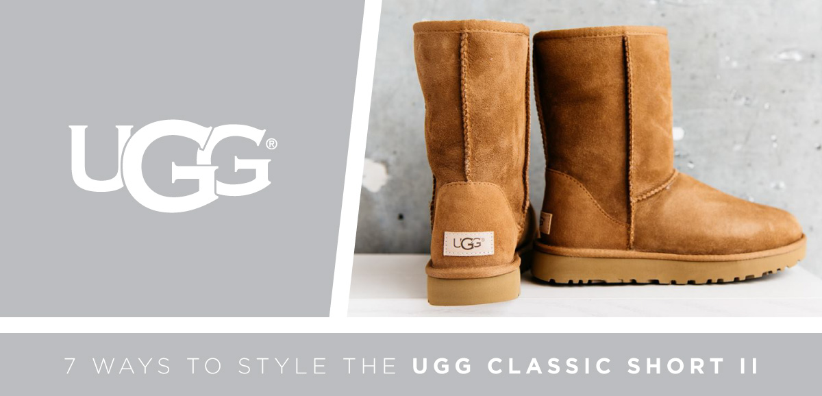 3a884892075 7 Ways to Style the UGG Classic Short II - Englin's Fine Footwear