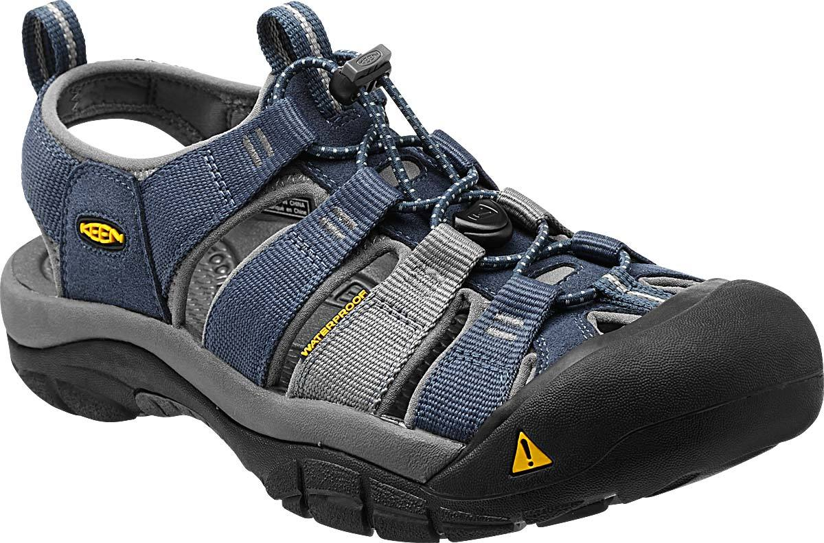 Keen Newport H2 in Midnight Navy/Neutral Gray
