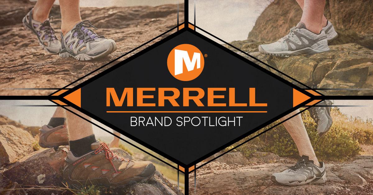Brand Spotlight: Merrell