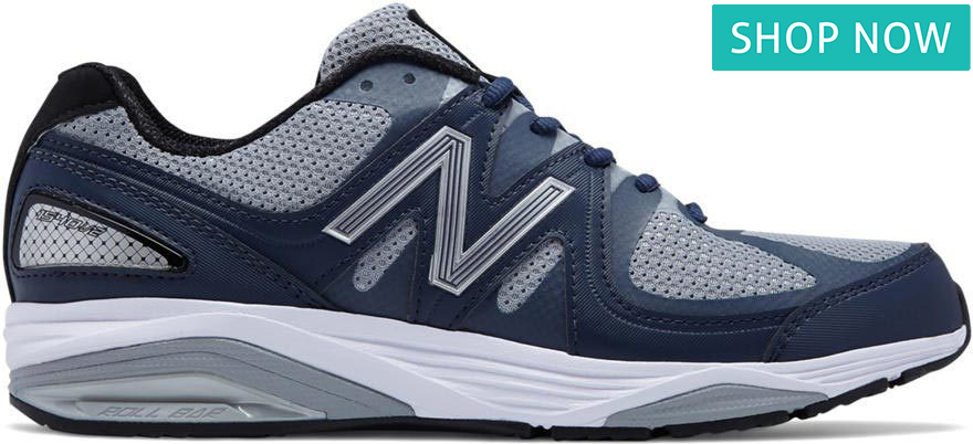 New Balance Men's 1540v2 in Navy with Light Grey