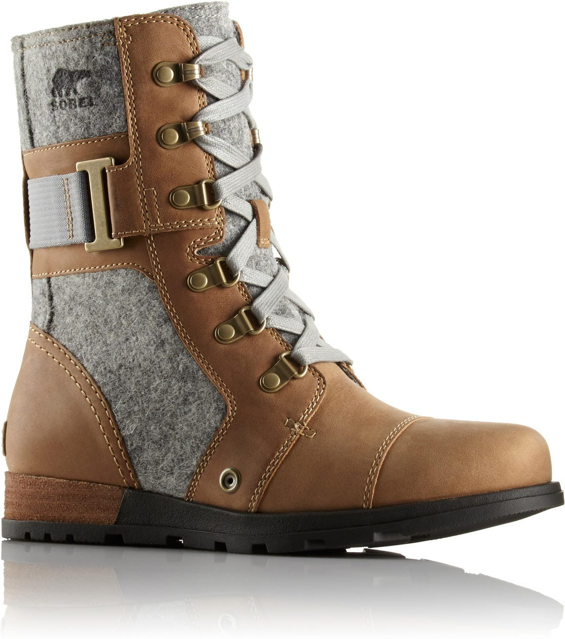 Sorel Major Carly in Curry/Monument