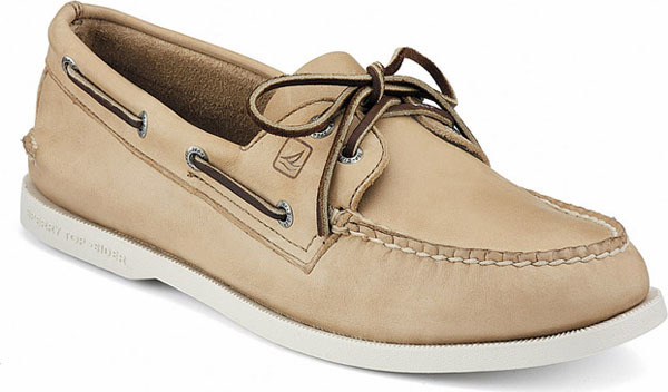 Sperry Authentic Original Boat Shoe in Oatmeal