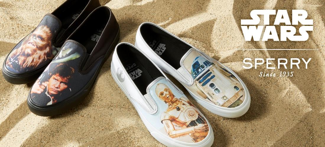Star Wars X Sperry Englin S Fine Footwear