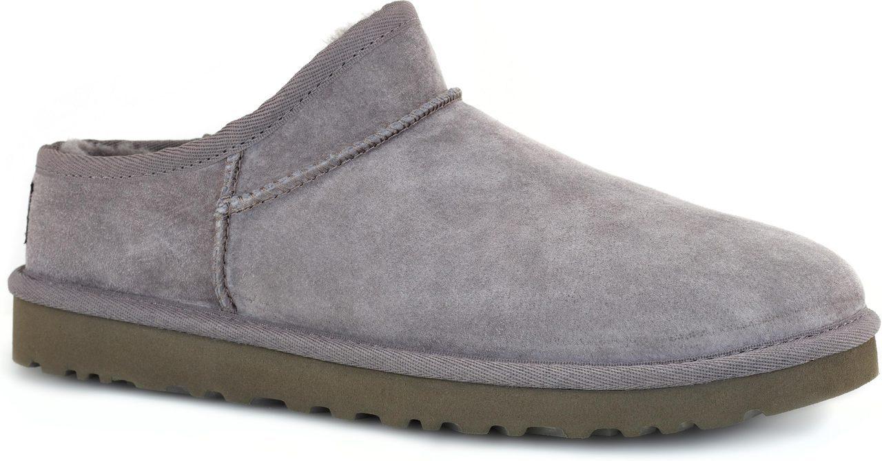 UGG Classic Slipper in Grey