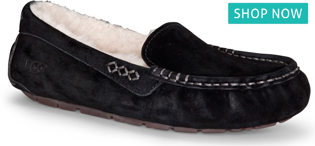 UGG Ansley in Black