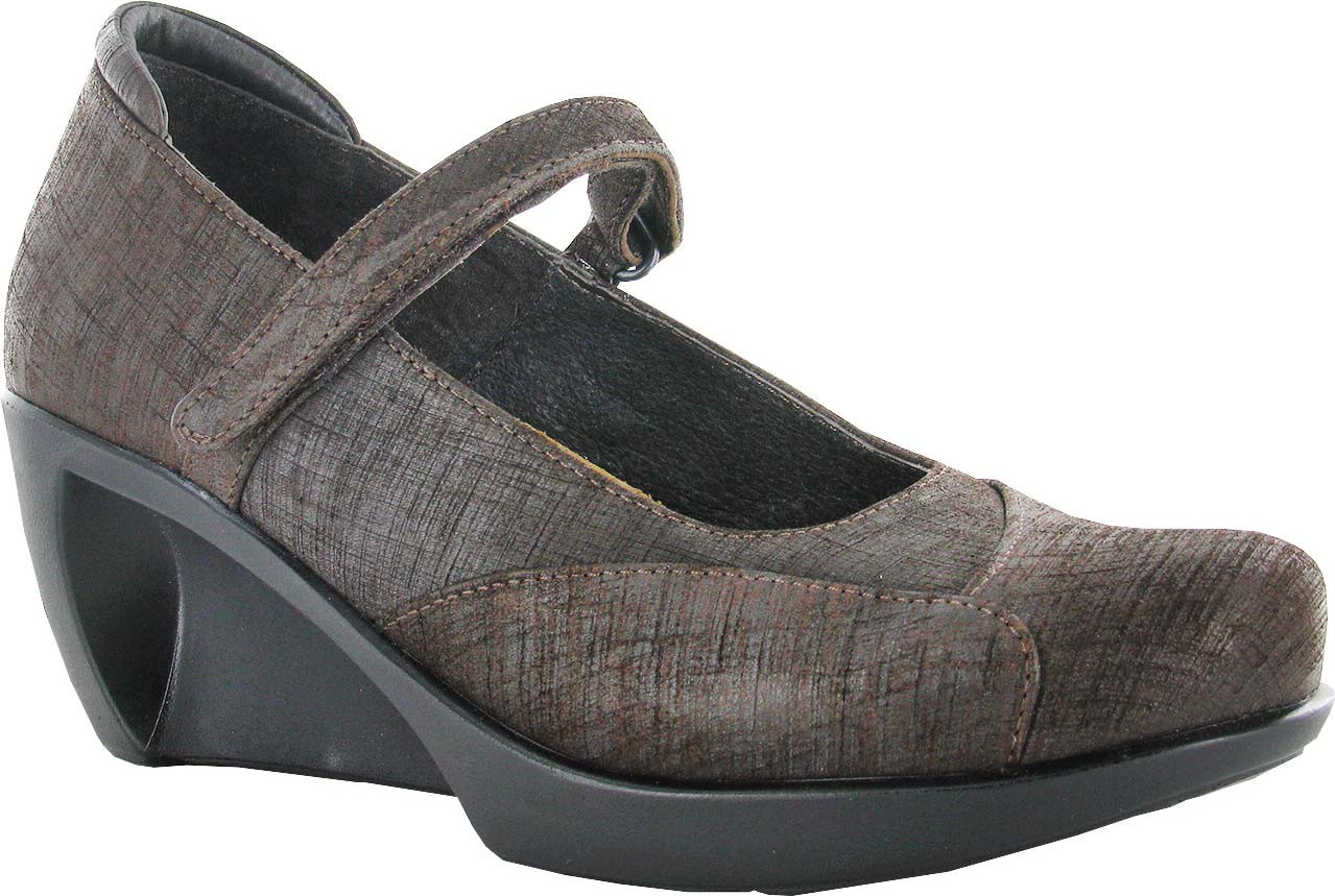 Naot Womens Day Wedge Pump