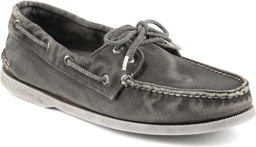 Canvas Shoe Mens Black