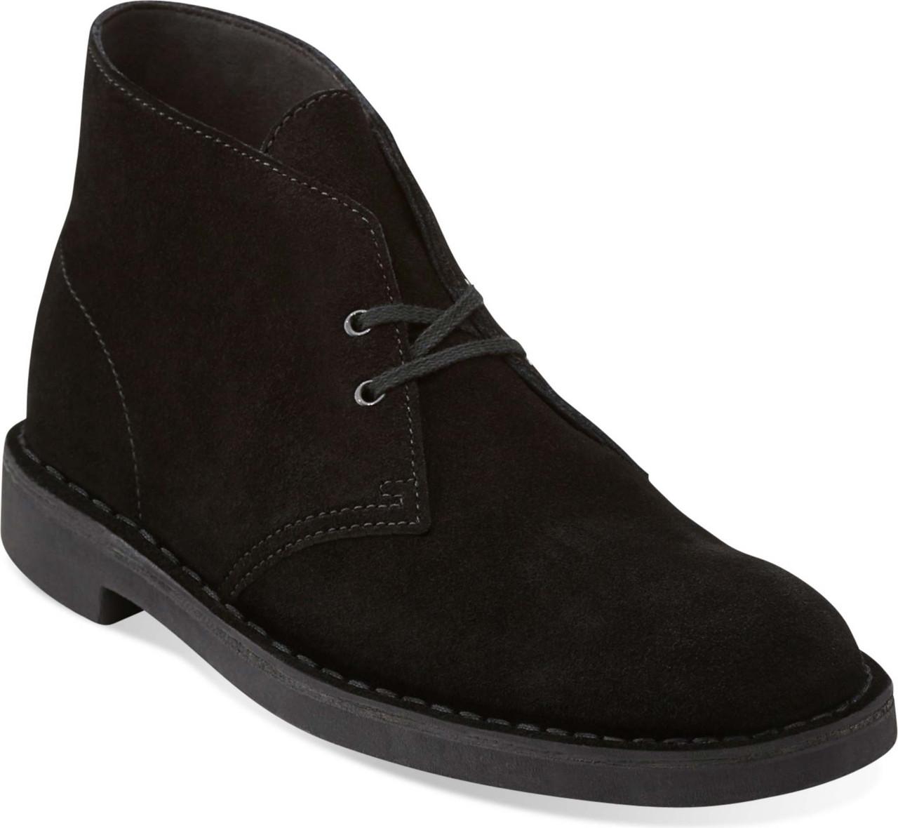 47cf1640feb ... Boots; Clarks Men's Bushacre 2. Beeswax Leather. Beeswax Leather; Black  Leather; Black Suede ...