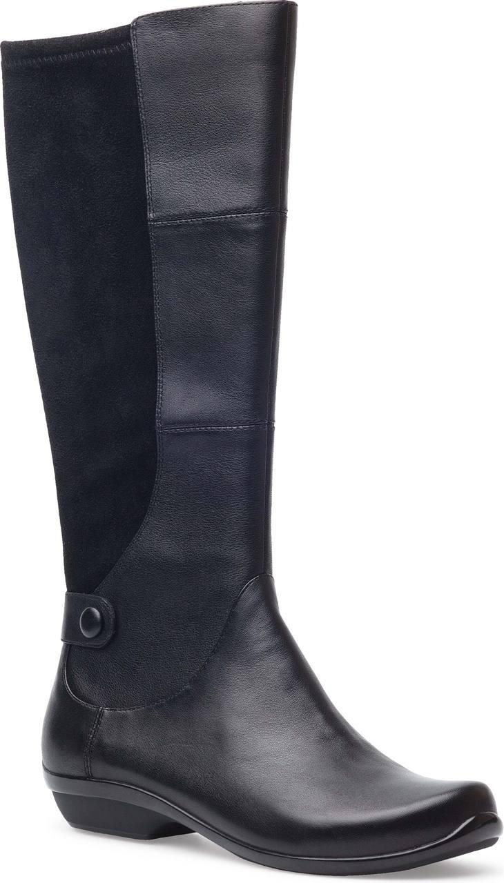 968d6d9464b6 Home · Women s Clearance Shoes · Boots  Dansko Odette. Black Nappa · Black  Nappa · Black Nappa Wide Calf