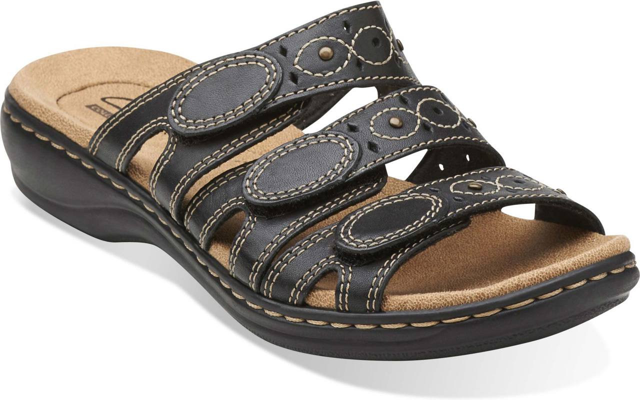 753f65b0a16 Clarks Women s Leisa Cacti - FREE Shipping   FREE Returns - Slide ...