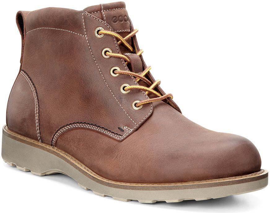 6f9da10205 ECCO Men's Holbrok Plain Toe Boot - FREE Shipping & FREE Returns ...