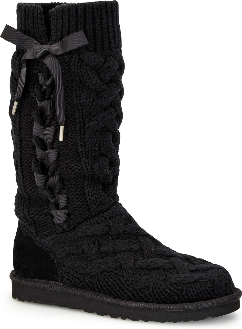 e171ac81141 low price ugg black lattice cardy unit 92d46 0c9a5