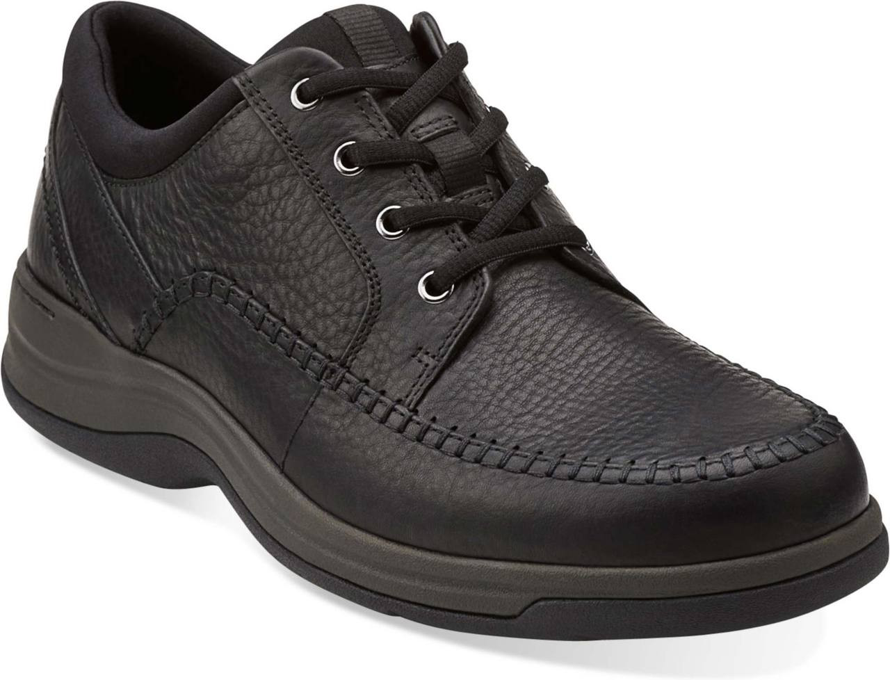 2 Shipping Sneakers Clarks Returns amp; Tie Free Men's Portland q1EnEcB6