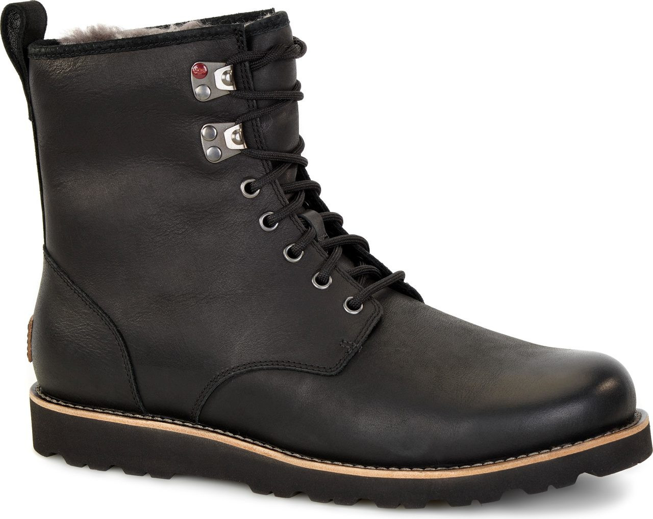 Ugg black for men boots new photo