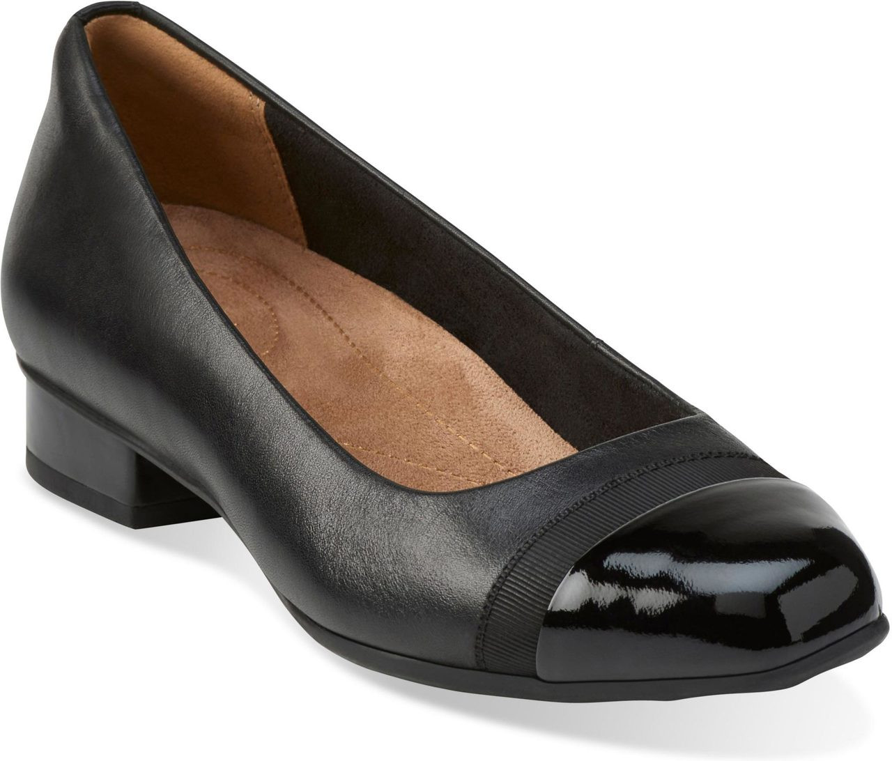 b1bbe2566e4 ... Clarks Women s Keesha Rosa. Aubergine Leather. Aubergine Leather  Black  Interest Nubuck Black Patent Leather Combi  Black Leather ...