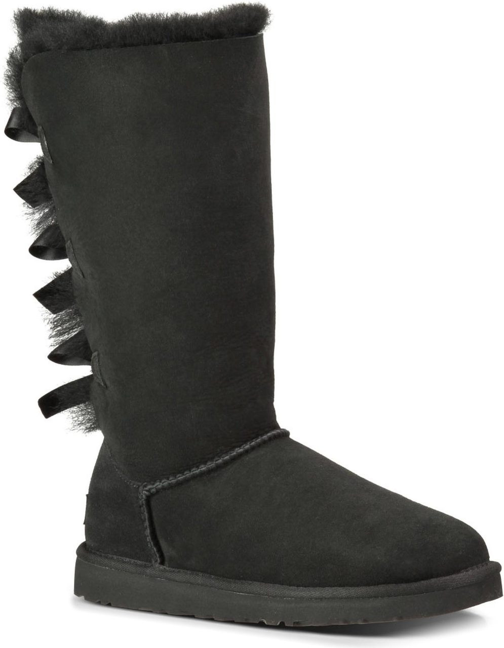 ... UGG Australia Women's Bailey Bow Tall. Black