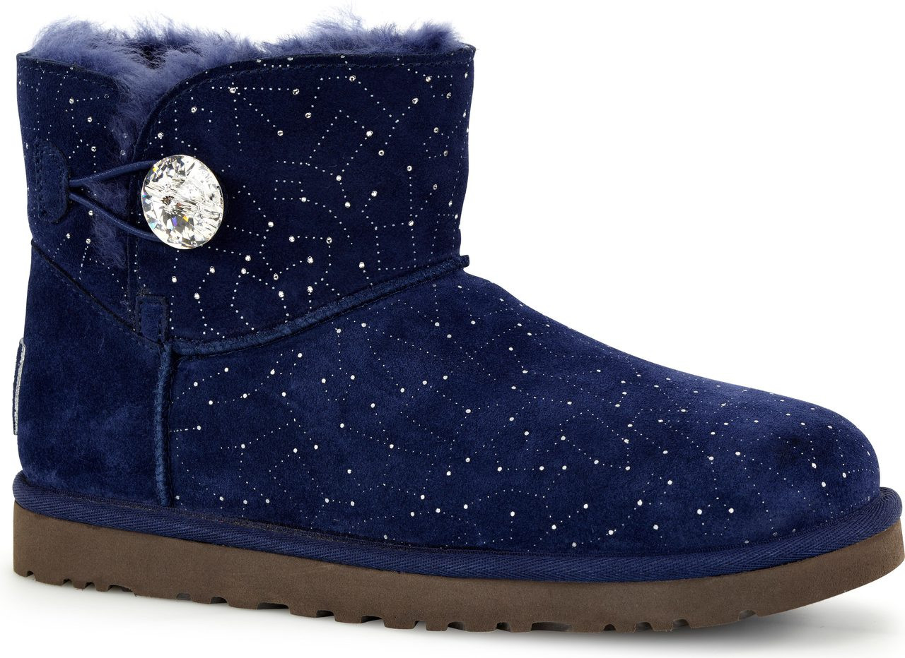 c36f5105a42 ugg mini bailey button bling constellation navy tank