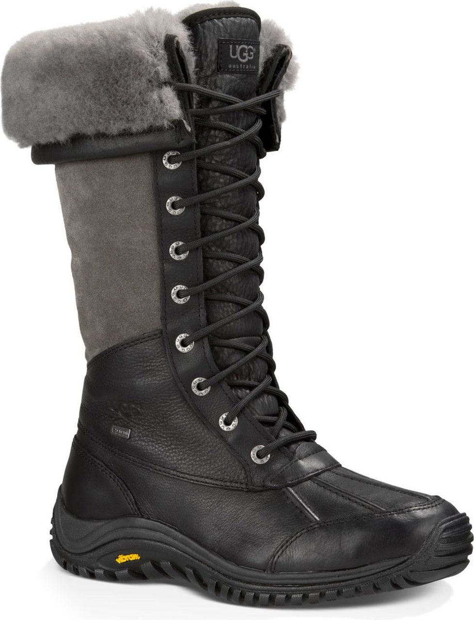 ... Boots; UGG Women's Adirondack Tall. Black