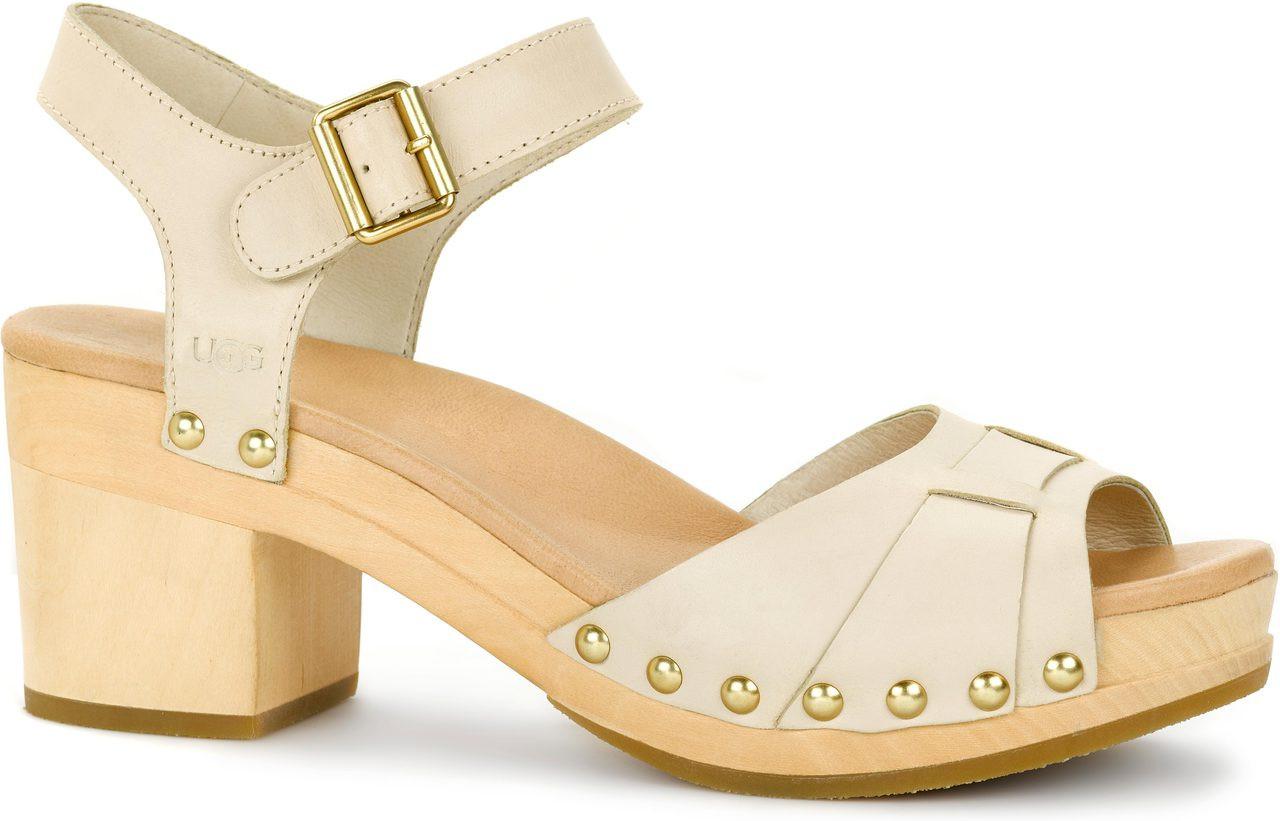 ugg high heel clogs