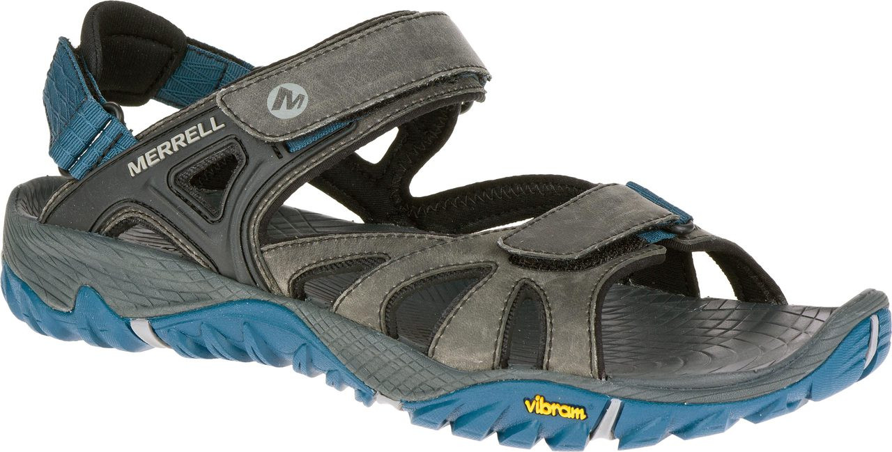 Merrell Men S All Out Blaze Sieve Convertible Free Shipping Amp Free Returns Walking Sandals
