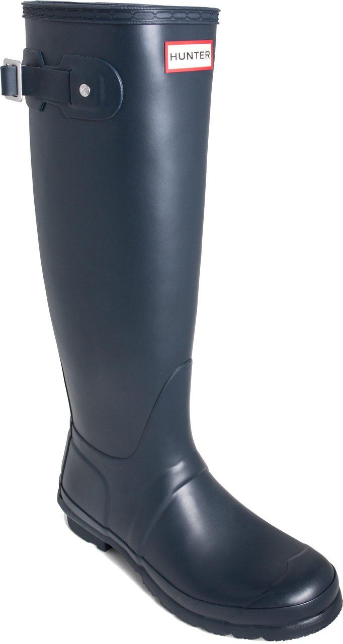 6237097e5655 Home  Hunter Women s Original Tall Rain Boot. Black · Black · Hunter Green  · Military Red · Navy