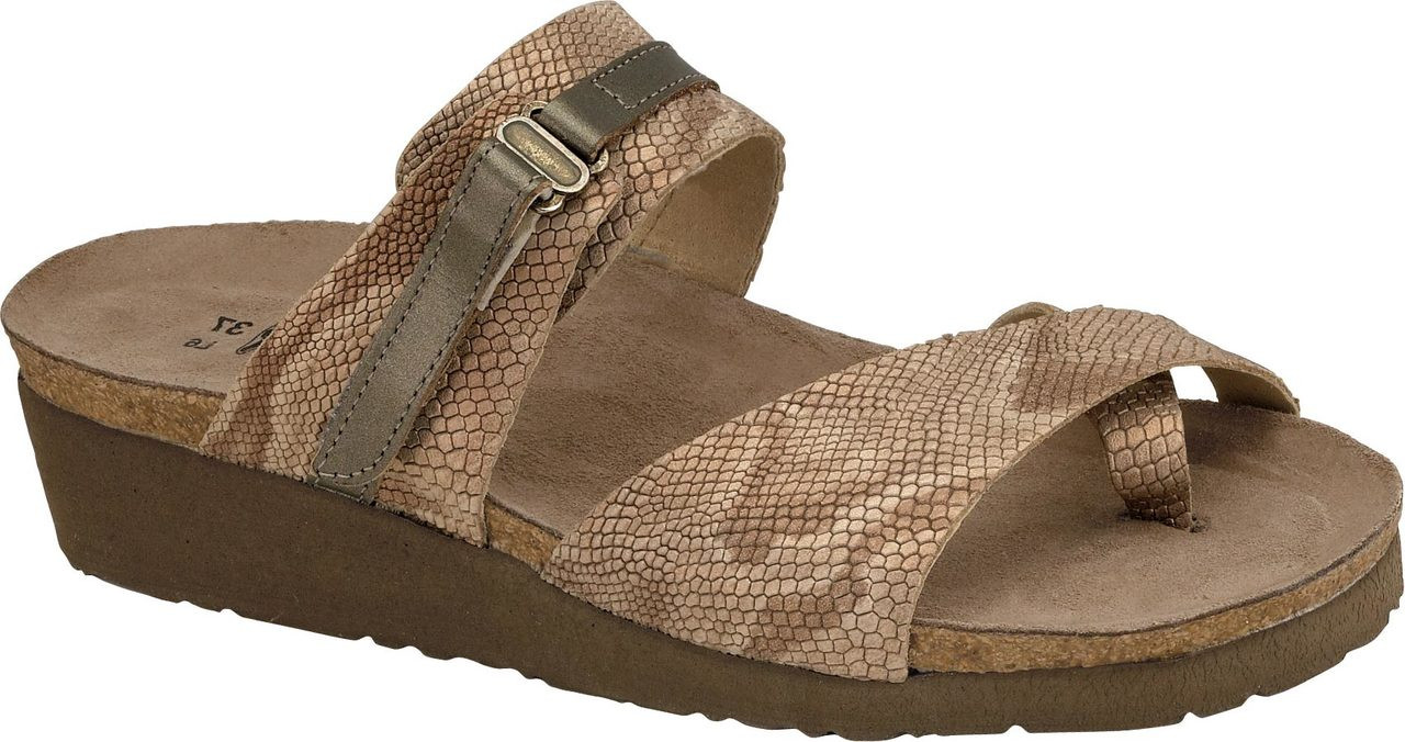 d426676347f6 Home · Women s · Shop By Style · Sandals  Naot Jessica. Beige Snake Pewter  Leather
