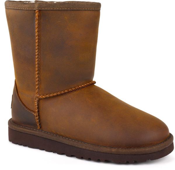 b607171c509 UGG Little Kids Classic Short Leather