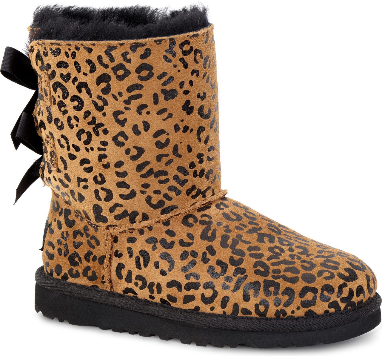 d5eb236b757 UGG Toddlers Bailey Bow Leopard