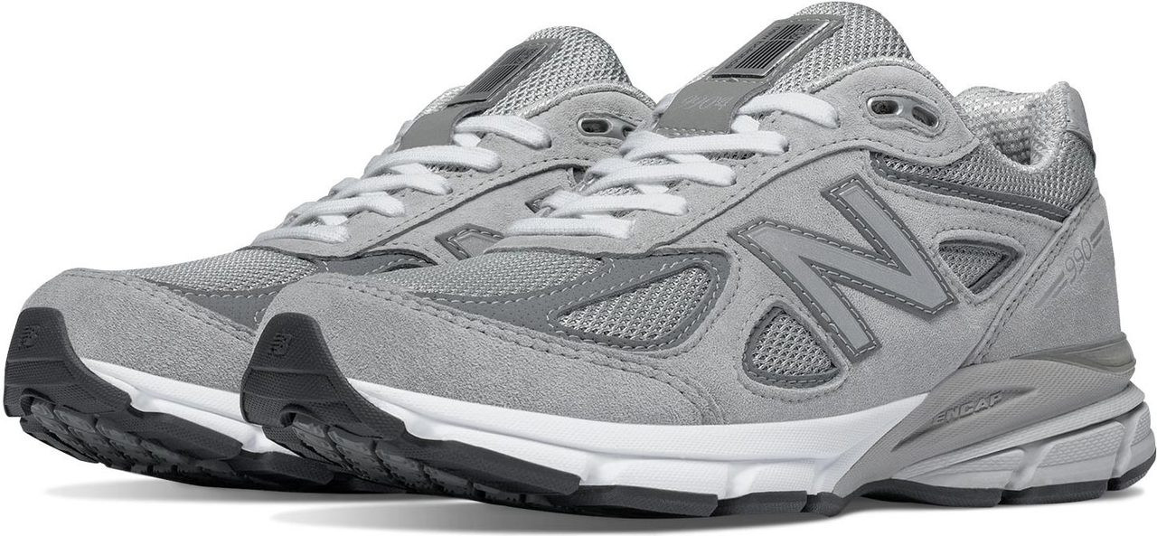 newest f74fc ba47d New Balance Women's 990v4