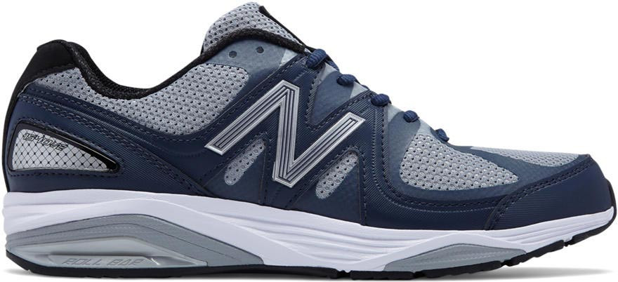 Navy with Light Grey