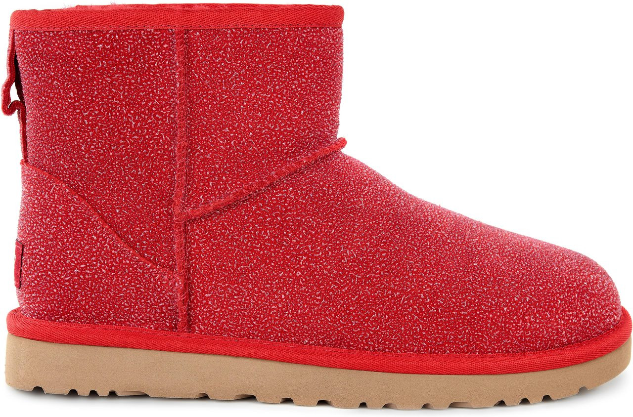 ... Boots; UGG Women's Classic Mini Serein. Black. Black; Lipstick Red ...