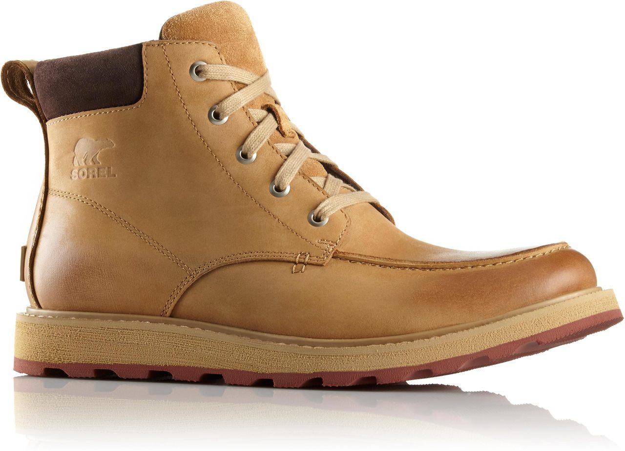 1a85d44a044d Sorel Men s Madson Moc Toe - FREE Shipping   FREE Returns - Ankle ...