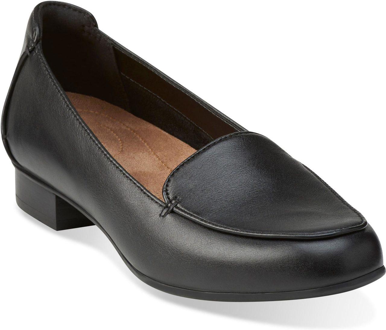 Clarks Womens Keesha Luca Slip-On Loafer