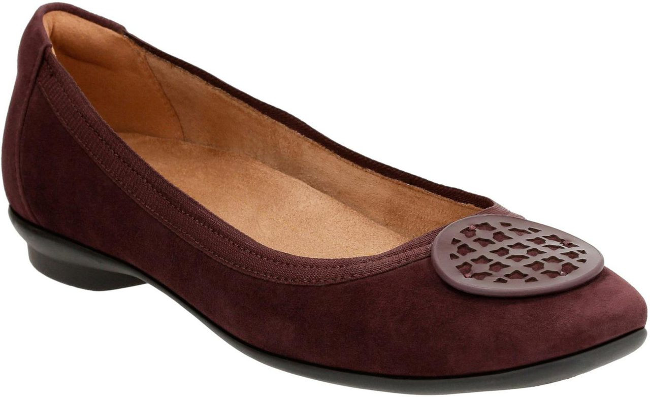 883af65e440a Clarks Women s Candra Blush - FREE Shipping   FREE Returns - Flats ...