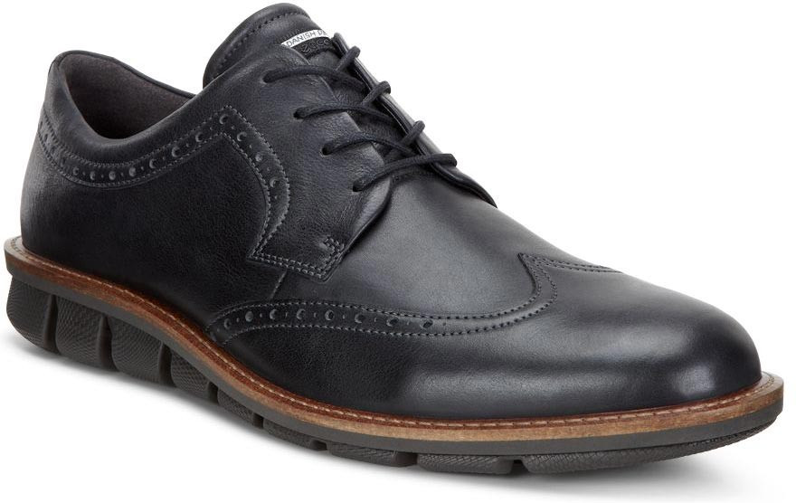 6781a80128 ECCO Men's Jeremy Brogue Tie