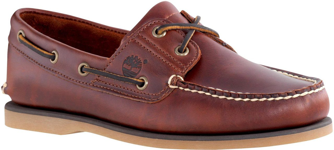 Home · Men s Shoe Brands · Timberland  Timberland Men s Classic 2-Eye Boat.  Root Beer Smooth b465b328ccd2