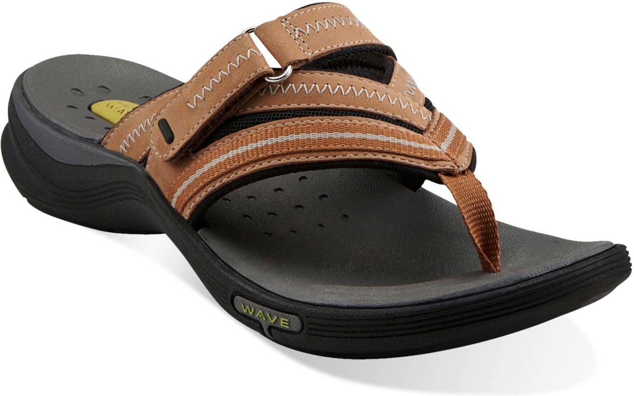 43d86d8821f7f3 ... Sandals  Clarks Wave Women s Wave.Coast. Black Nubuck · Black Nubuck ·  Smokey Brown Nubuck · White Leather