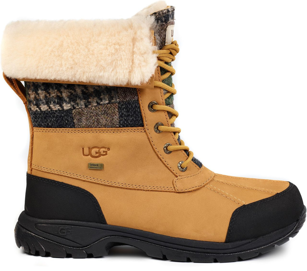 ... UGG Men's Butte Patchwork. Wheat
