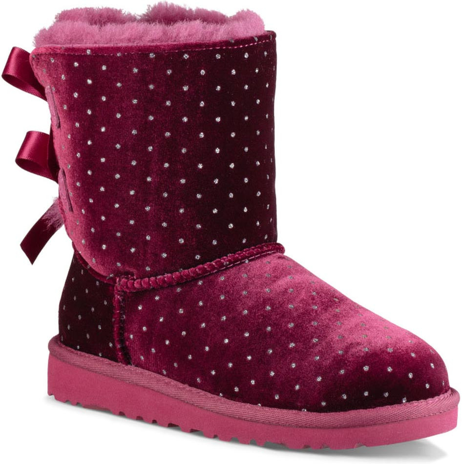 ... UGG Big Kids Bailey Bow Starlight. Lonely Hearts