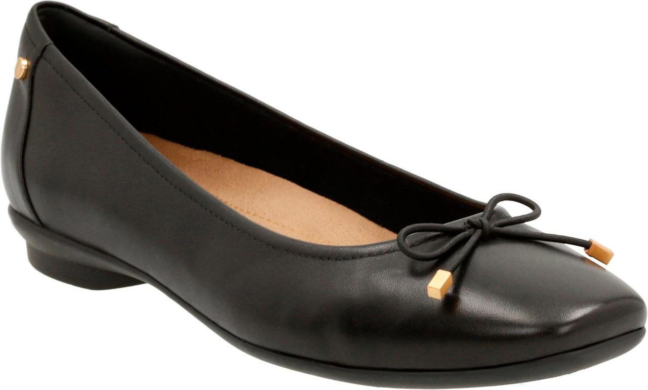 Womens Candra Light Ballet Flats Clarks