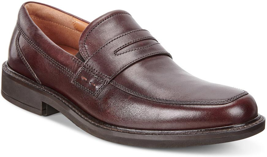 0d7b55312bc ECCO Men s Holton - FREE Shipping   FREE Returns - Men s Loafers ...