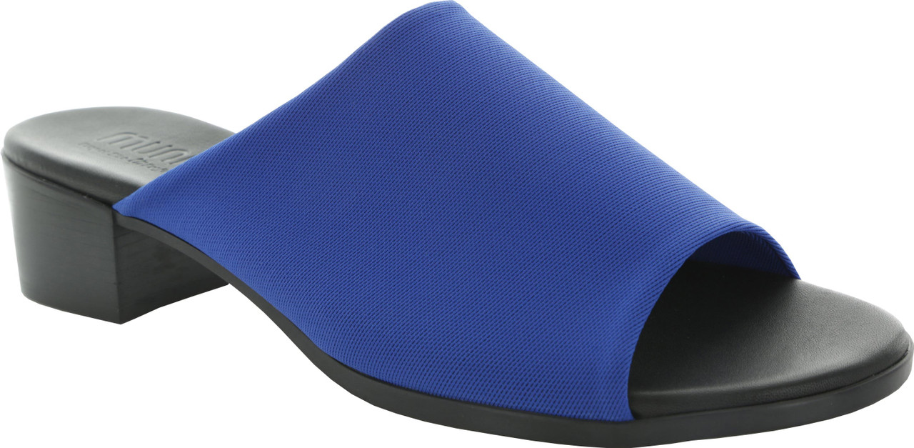 Blue Stretch Fabric