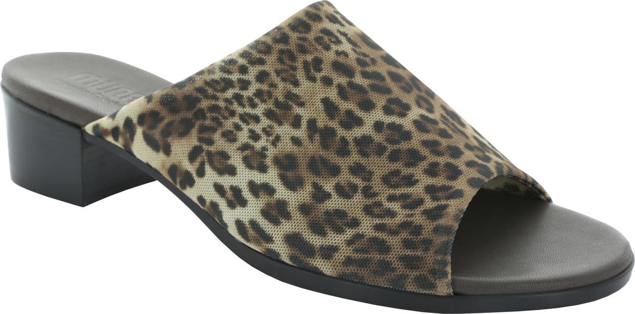 Leopard Stretch Fabric