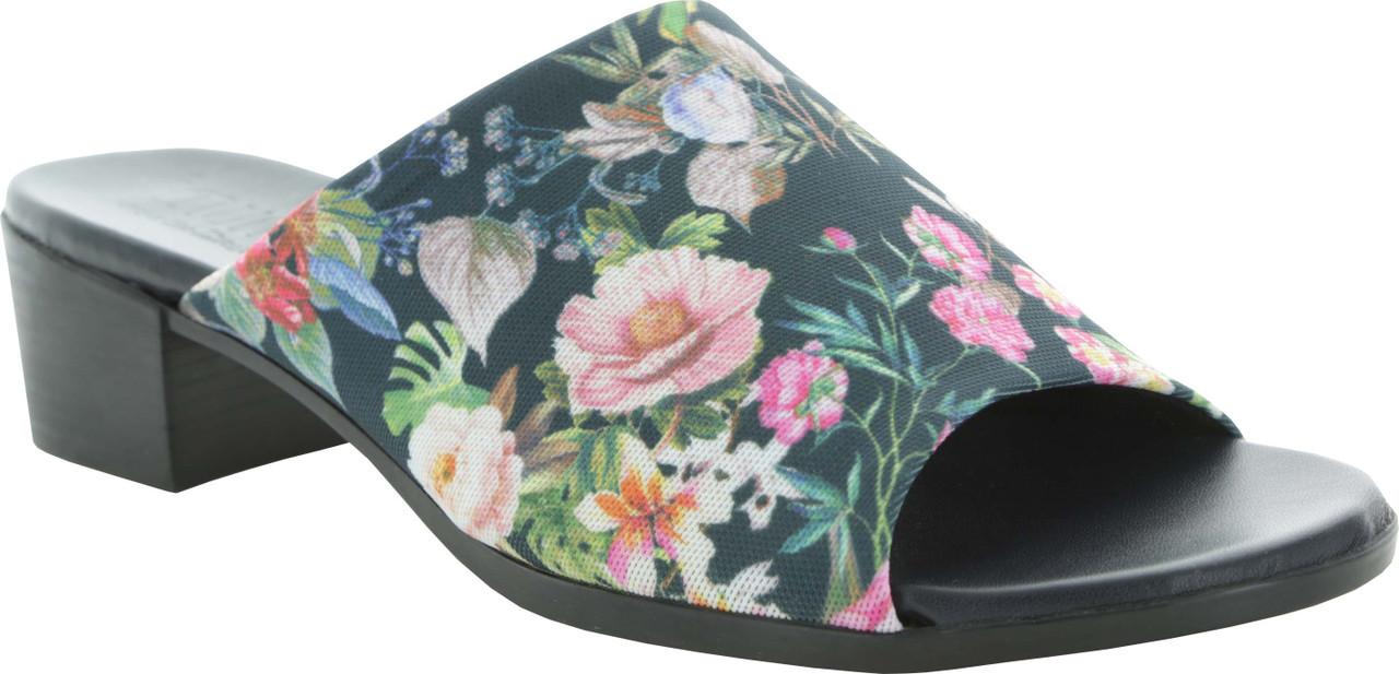 Multi Floral Stretch Fabric