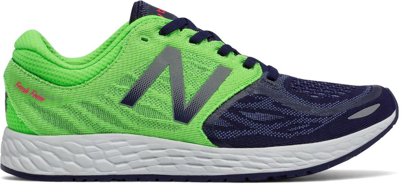 5d2f973de ... Athletic Shoes  New Balance Women s Fresh Foam Zante v3. Dark Denim  with Lime Glo