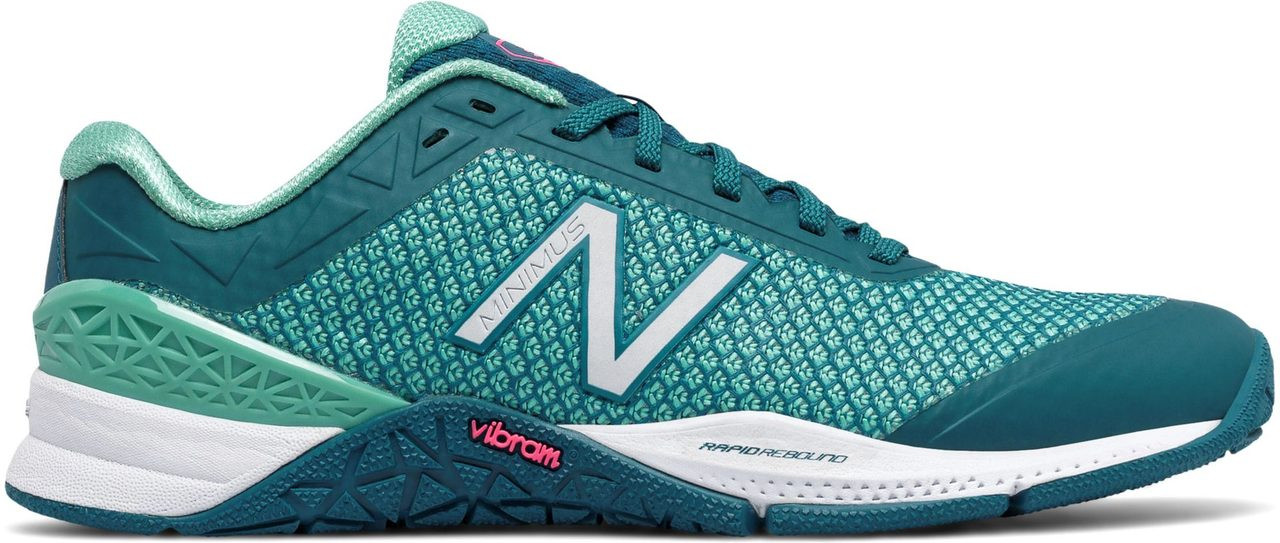 a9e28659a9 ... Athletic Shoes; New Balance Women's Minimus 40 Trainer. Aquarius with  Teal